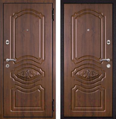 Входная дверь Металюкс M9 R (96x205)