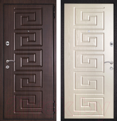 Входная дверь Металюкс M11 R (96x205)