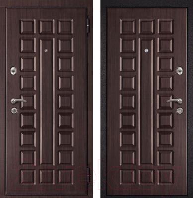 Входная дверь Металюкс M12 R (96x205)