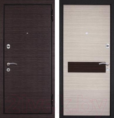 Входная дверь Металюкс M10 R (96x205)