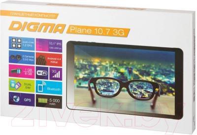 Планшет Digma Plane 10.7 8GB 3G