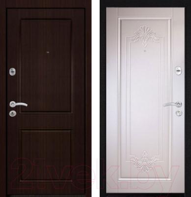 Входная дверь Металюкс M34 R (96x205)