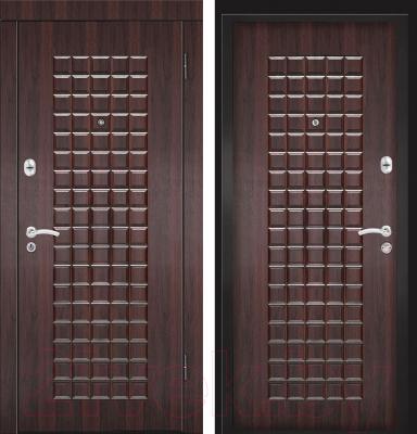 Входная дверь Металюкс M52 R (96x205)