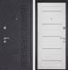 Входная дверь Металюкс M23 R (96x205) -