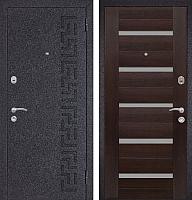 Входная дверь Металюкс M25 R (96x205) -
