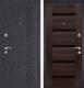 Входная дверь Металюкс M28 R (96x205) -