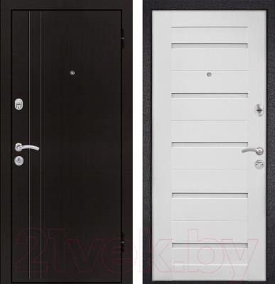 Входная дверь Металюкс M23/1 R (96x205)