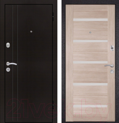 Входная дверь Металюкс M24/1 R (96x205)