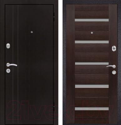 Входная дверь Металюкс M25/1 R (96x205)