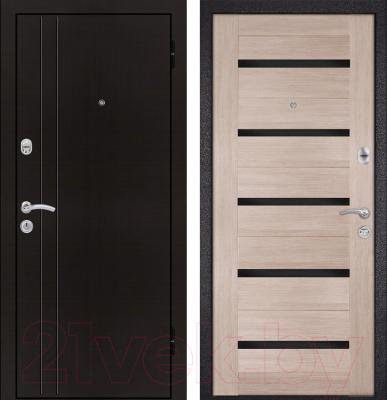 Входная дверь Металюкс M27/1 R (96x205)