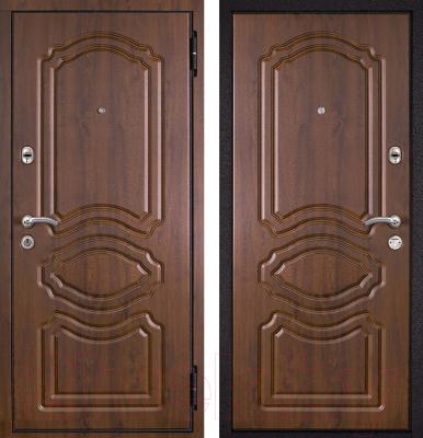 Входная дверь Металюкс M19 R (96x205)