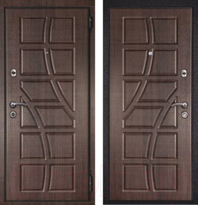 Входная дверь Металюкс M20 R (96x205)