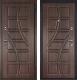 Входная дверь Металюкс M20 R (96x205) -