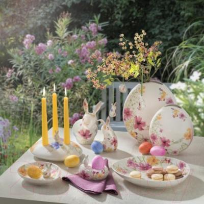 Блюдо Villeroy & Boch Mariefleur Spring (среднее) - вид коллекции в интерьере