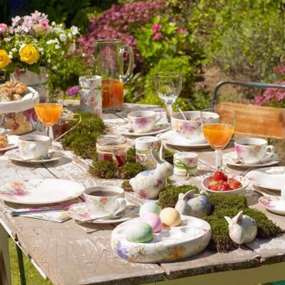 Блюдо Villeroy & Boch Mariefleur Spring (малое) - вид коллекции в интерьере