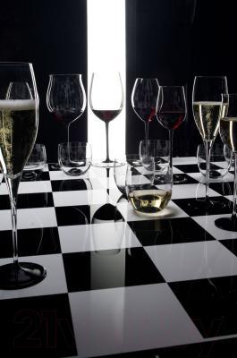 Бокал для вина Riedel Sommeliers Black Tie Burgundy Grand Cru - коллекция Sommeliers Black Tie