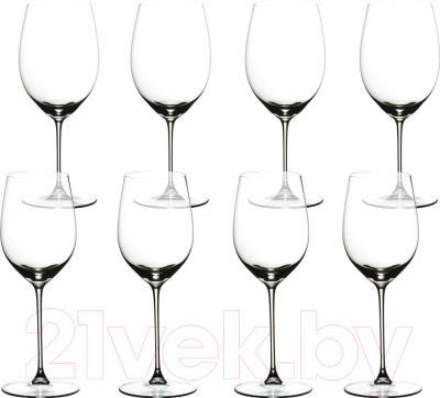 Набор бокалов для вина Riedel Veritas Cabernet/Merlot (8шт)