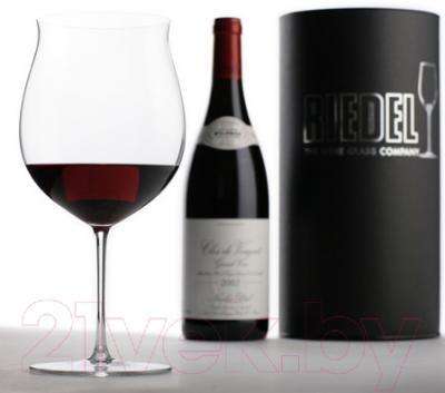 Бокал для вина Riedel Sommeliers Burgundy Grand Cru