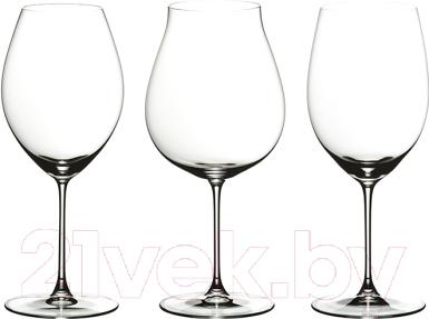 Набор бокалов для вина Riedel Vinum XL (3шт)