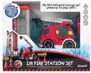 Радиоуправляемая игрушка Silverlit Потуши здание (81137)