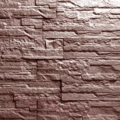 Декоративный камень Royal Legend Афины серо-коричневый 22-680 (375х85х5-12)