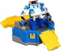Робот-трансформер Silverlit Кейс с гаражом / 83072 -