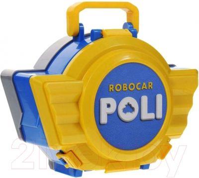 Робот-трансформер Silverlit Robocar Poli Transforming Playset (83072)