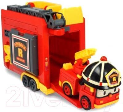 Робот-трансформер Silverlit Robocar Roy Transforming Playset (83073)