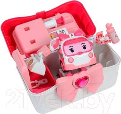 Робот-трансформер Silverlit Robocar Amber Transforming Playset (83074)