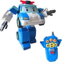 Радиоуправляемая игрушка Silverlit Robocar Poli (83090) -