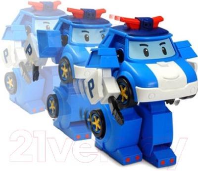 Радиоуправляемая игрушка Silverlit Robocar Poli (83090)