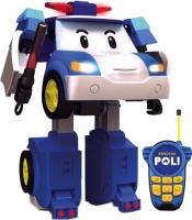 Радиоуправляемая игрушка Silverlit Robocar Poli (83185) -