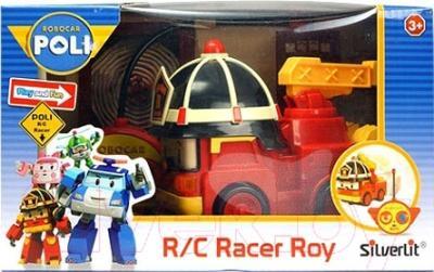 Радиоуправляемая игрушка Silverlit Robocar Roy (83186)