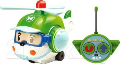 Радиоуправляемая игрушка Silverlit Robocar Helly (83193)