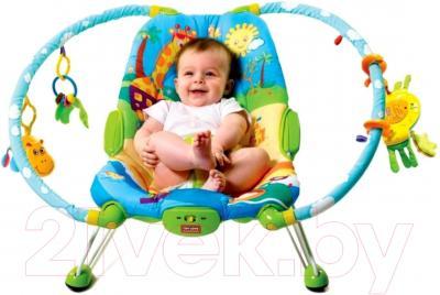 Детский шезлонг Tiny Love Джунгли 1800109068