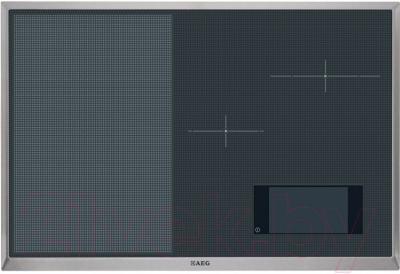 Индукционная варочная панель AEG HKH81700XB