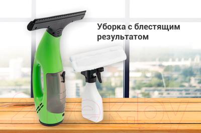 Стеклоочиститель Kitfort KT-514-2 (зеленый)