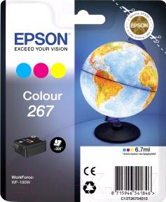 Картридж Epson C13T26704010
