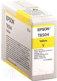 Картридж Epson C13T850400