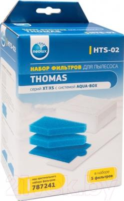Комплект фильтров для пылесоса Thomas HTS-02