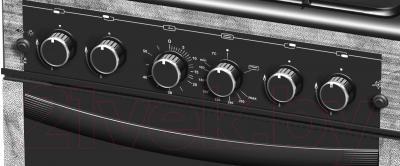 Плита газовая Gefest 5300-02 0143 - панель управления