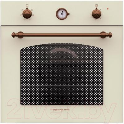 Электрический духовой шкаф Zigmund & Shtain EN 107.611 X