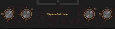 Газовая варочная панель Zigmund & Shtain MN 162.61 B