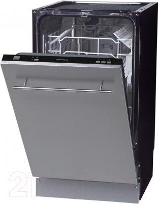 Посудомоечная машина Zigmund & Shtain DW 89.4503 X