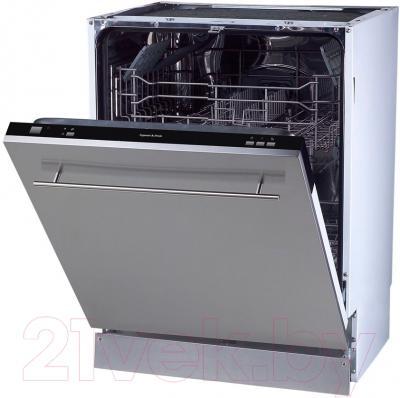 Посудомоечная машина Zigmund & Shtain DW 89.6003 X
