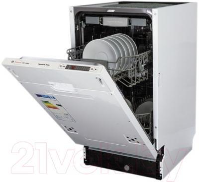 Посудомоечная машина Zigmund & Shtain DW 79.4509 X