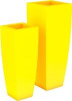 Вазон Pdconcept Juno PL-JU75 (желтый) -