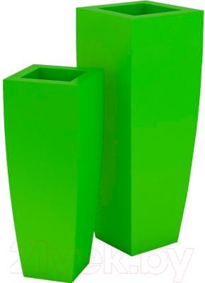 Вазон Pdconcept Juno PL-JU75 (зеленый)