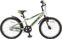 Детский велосипед Stels Pilot 220 Gent 2016 (алюминий/салатовый/черный) -