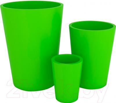 Вазон Pdconcept Uran PL-UR60 (зеленый)